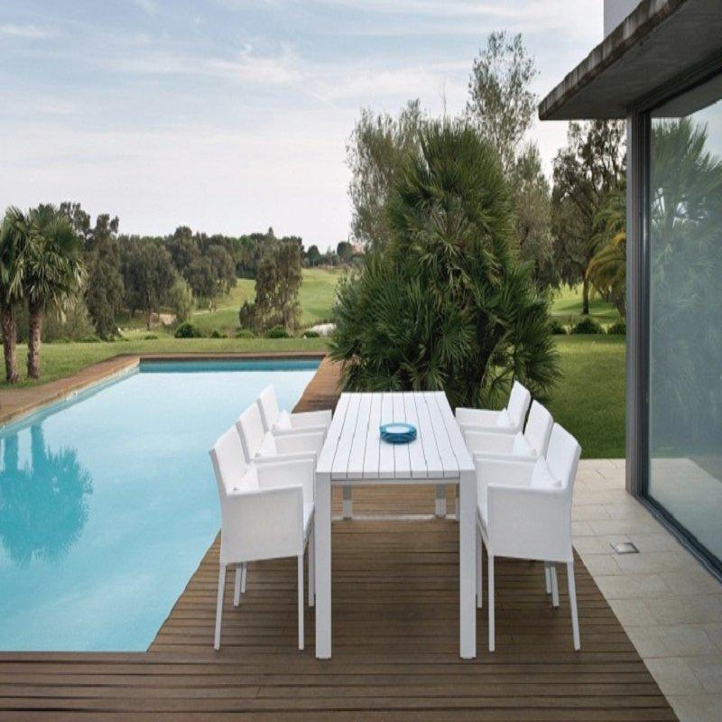 muebles de jardín en Guardamar