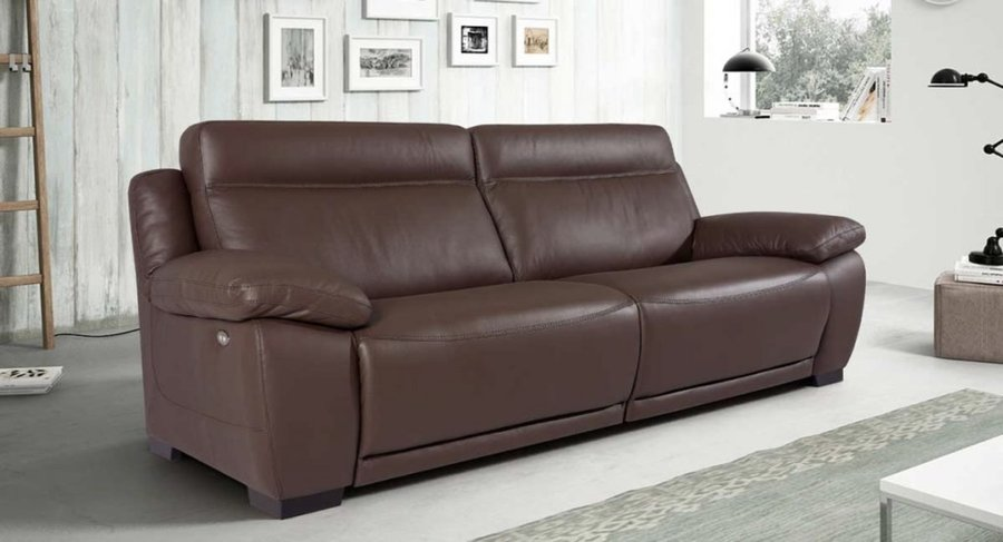 sofa marron stratos