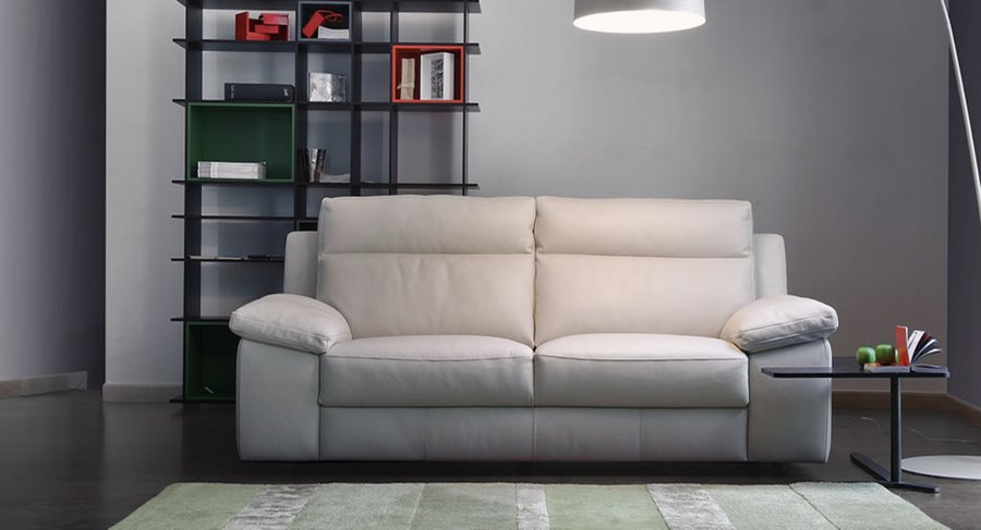 sofa blanco Taylor