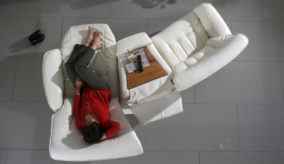sofá Belvetara blanco de salón Torrevieja