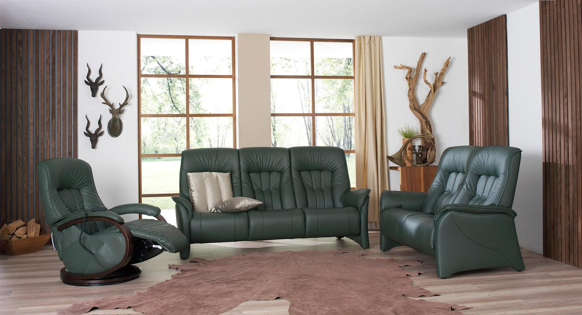 sofas de cuero
