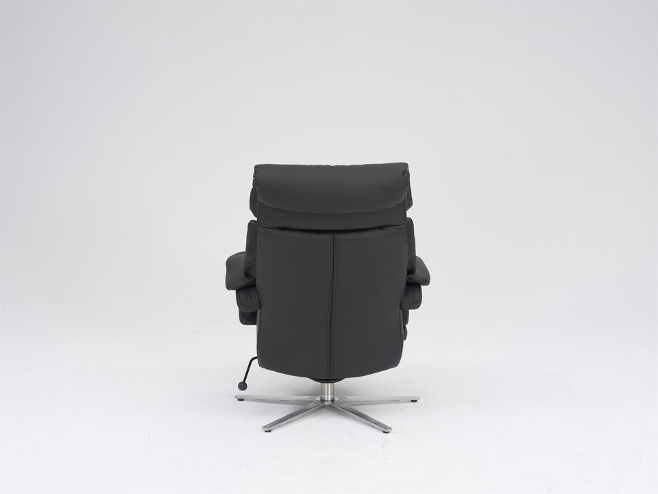 himolla black couch