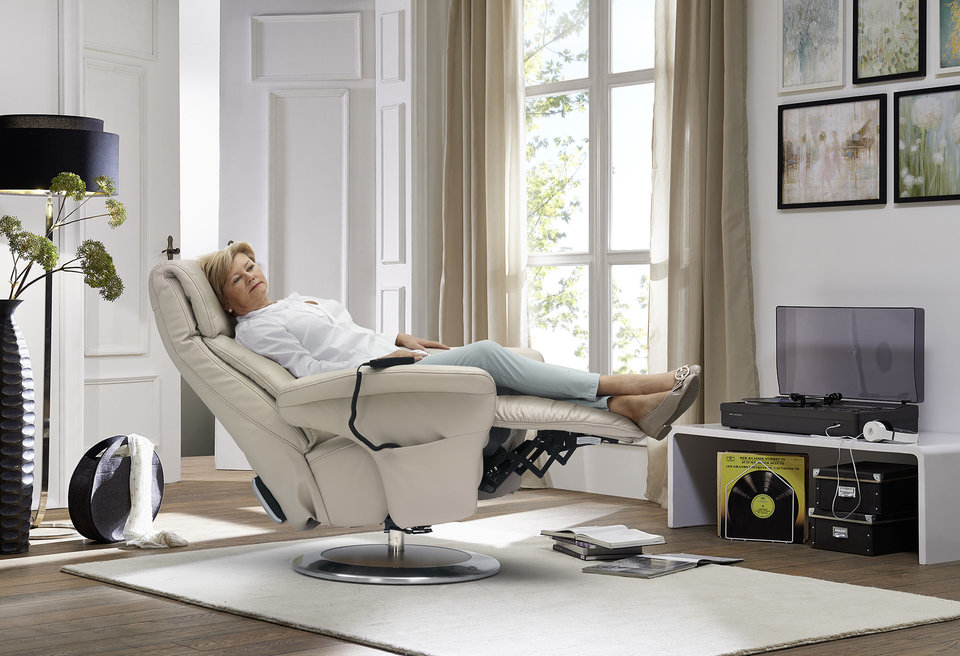 himolla latte sofa