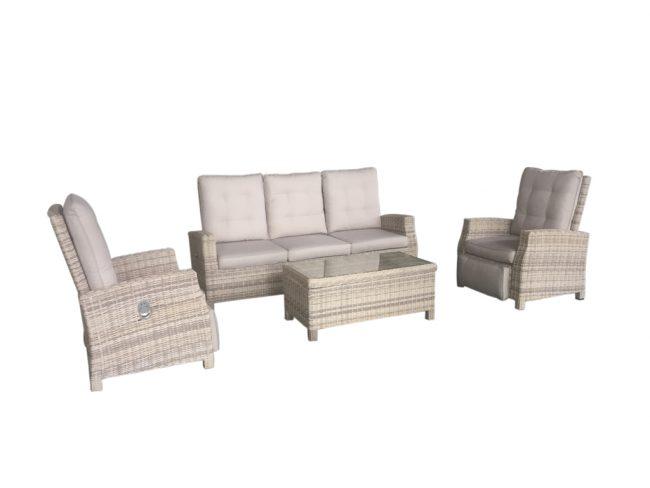 Set muebles de exterior Paradise Lounge
