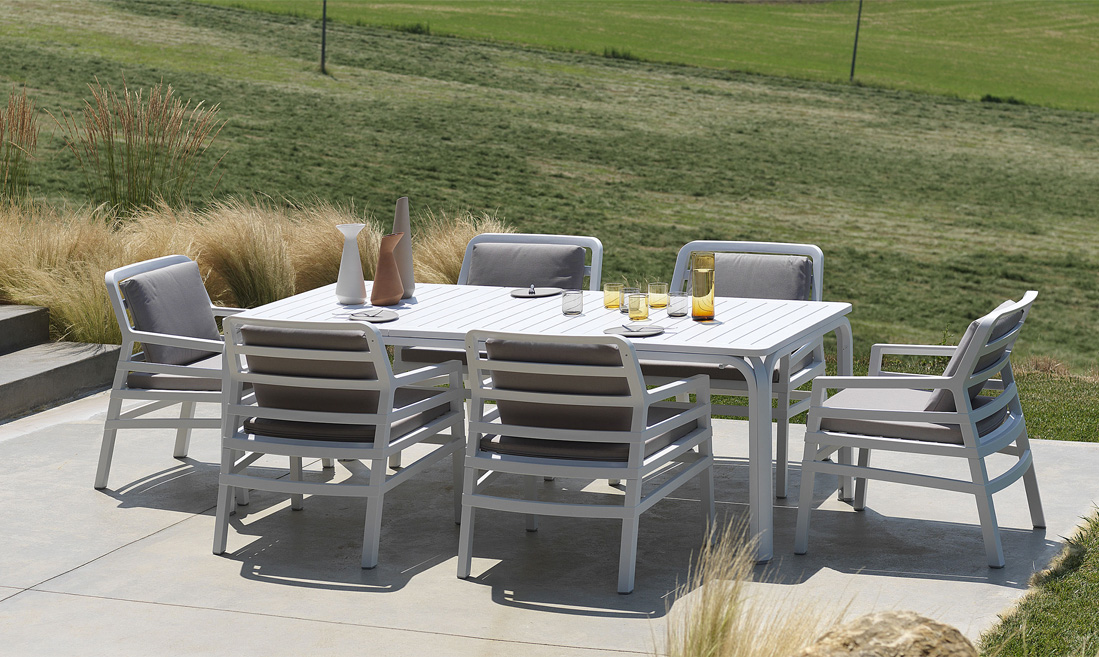 Nardi Patio Furniture.Garden Furniture Sets Nardi Rattan And Aluminium Outdoor Furniture