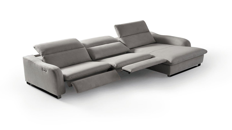 sofa zaira de piel