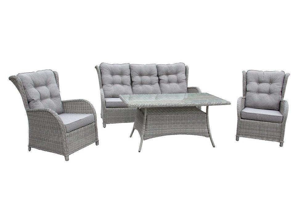 Muebles de Rattan, una opción perfecta para tu Jardín