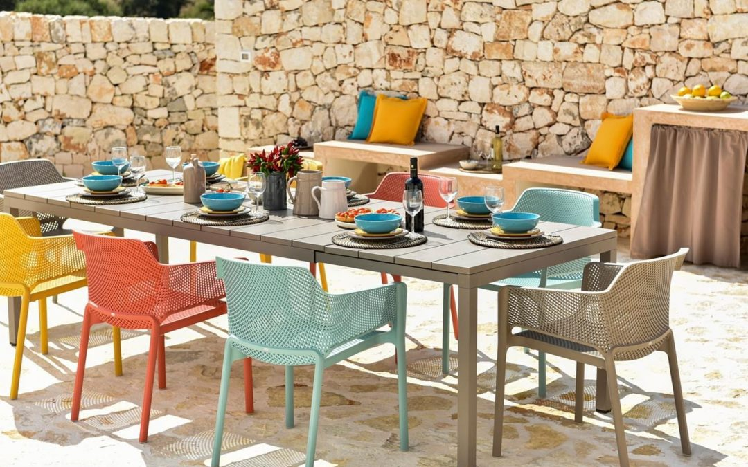 Rattan furniture, a perfect option for your Garden