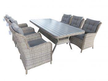 Mallorca set mesa y sillas