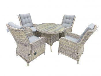 mallorca set mesa redonda