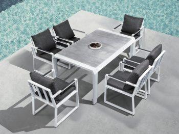 muebles de alumino higold