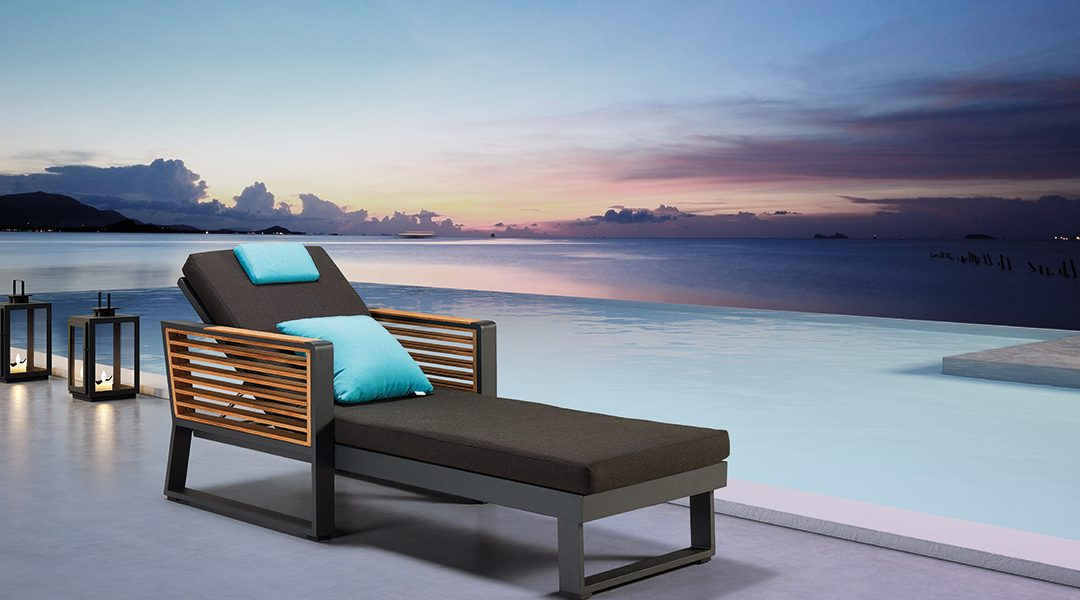 Nardi, HiGold and Iniciativa Exterior: latest trends in your garden furniture.